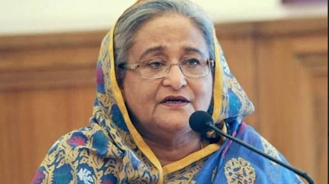 Sheikh Hasina condemned Israel's use of force on Palestine