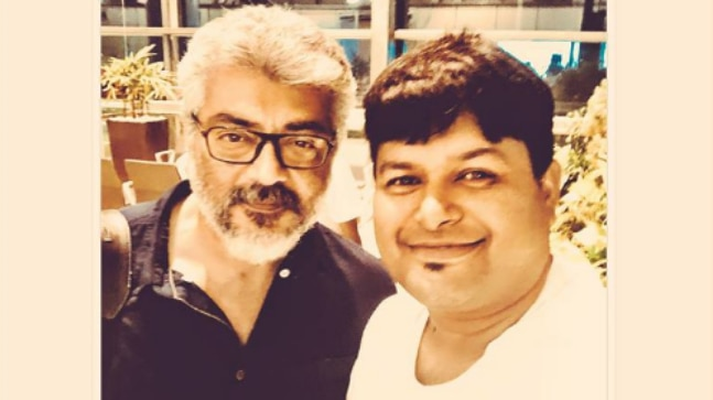 Ajith and Thaman