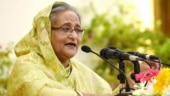 Bangladesh PM addresses press conference in Dhaka over recent visit to India