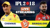 IPL Live Streaming CSK vs RCB: Watch on Mobile, Hotstar, Jio TV