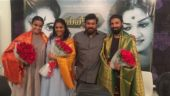 Mahanati: Chiranjeevi felicitates the makers of Savitri's biopic. See pics