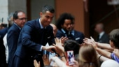 'Cristiano please stay': Real Madrid fans react to Ronaldo's exit hint