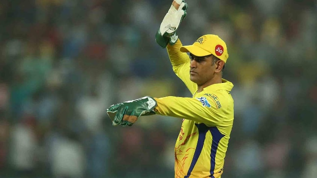 Chennai Super Kings failed to chase down a target of 163 vs Delhi Daredevils (BCCI Photo)