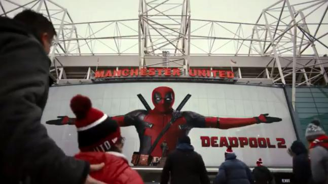 Deadpool and Manchester United