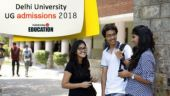 Delhi University Admissions 2018: DU UG admissions from today: Check eligibility criteria, admission fees and courses offered here