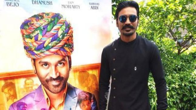 Dhanush at the Cannes Film Festival