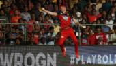 Known this all along, my Superman: Danielle on husband de Villiers' catch