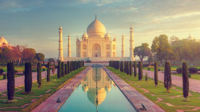 Taj Mahal (Photo: Getty images)