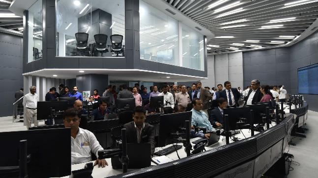 First Integrated Smart Cities Control Centre Launched In Madhya Pradesh