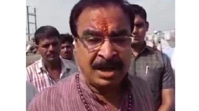 BJP MLA advocates child marriage of girls to stop 'love jihad'