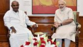 Modi blasts Congress, JD (S), says they have secret pact