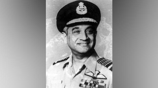 Former chief of IAF Idris Latif dies at 95
