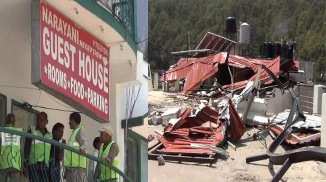 One killed, another injured in shootout at demolition site in Kasauli