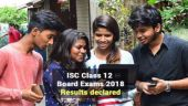 ISC Results 2018: Class 12 board results declared, check at cisce.org