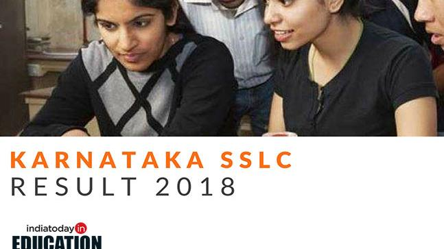 Karnataka SSLC Result 2018 Today On Karresults