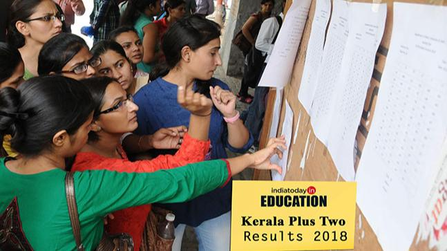 Kerala Plus-2 results announced; pass percentage 83.75