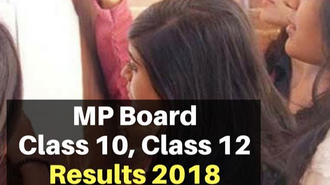 MP Board 10th, 12th results 2018 declaring today at this time