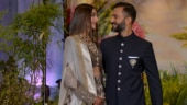Sonam Kapoor and Anand Ahuja at The Leela (Photo: Milind Shelte/India Today)