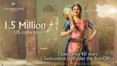 Keerthy Suresh's Mahanati earns a whopping Rs 10 crore in US