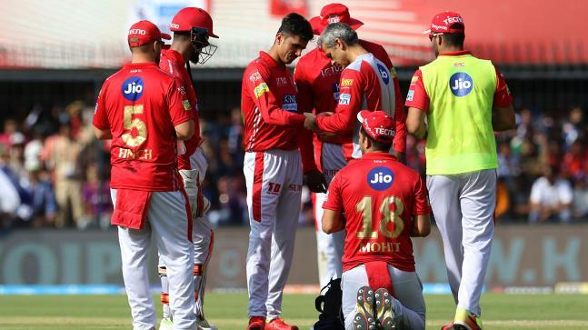 Royal Challengers Bangalore beat Kings XI Punjab