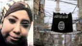 NIA interrogates dreaded ISIS female recruiter Karen Aisha Hamidon in Manila
