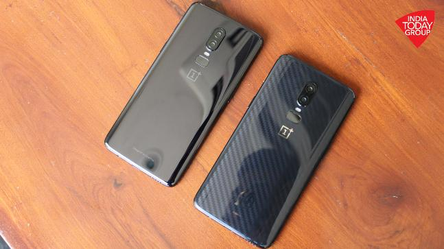 buy popular 6a847 c0b15 OnePlus 6 vs OnePlus 6 Marvel Avengers edition: All the differences ...
