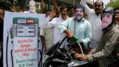 Rising petrol diesel prices