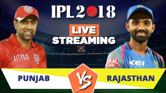 IPL 2018, RR vs KXIP: Visitors put to bat after losing toss