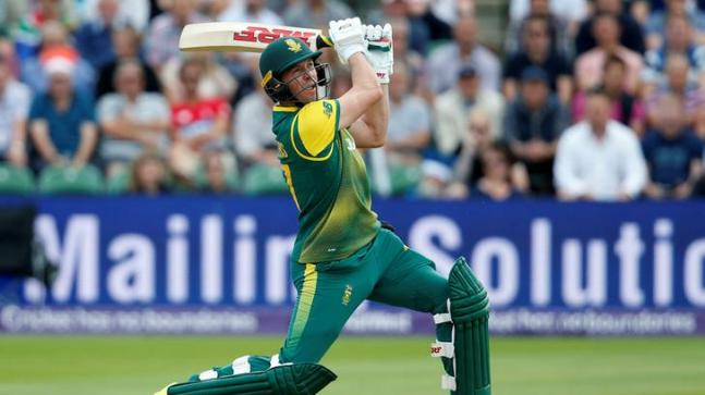 AB de Villiers holds the record for the fastest 50, 100 and 150 in ODI cricket (Reuters Photo)