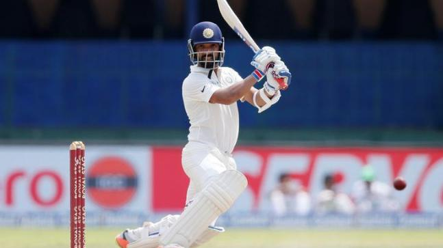 Ajinkya Rahane to captain for inaugural Test against Afghanistan