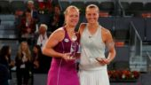 Petra Kvitova wins 3rd Madrid Open title after outclassing Kiki Bertens