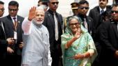 PM Modi, Mamata Banerjee to share stage with Bangladesh Prime Minister Sheikh Hasina