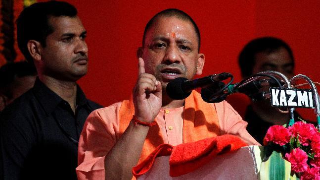 Yogi Adityanath (Photo: Reuters)