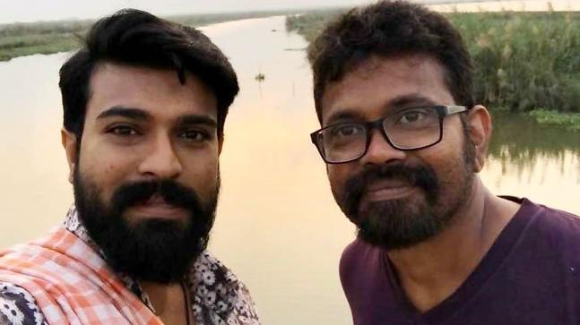 Ram Charan and Sukumar
