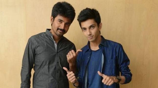 Sivakarthikeyan and Anirudh