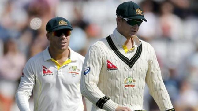 Paine denies rumours of rift between players and Warner