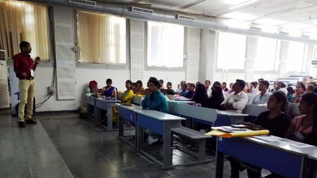 IIT Hyderabad trains girl school students