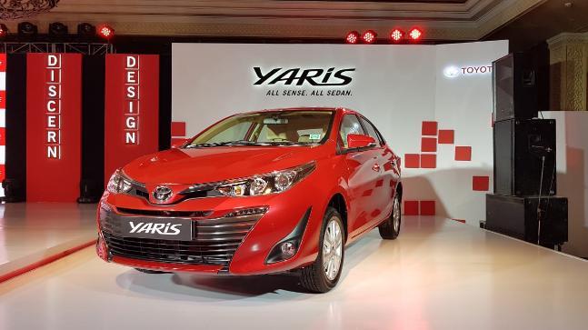 The Yaris is slated to will lock horns with the likes of Honda City, Maruti Suzuki Ciaz, Skoda Rapid, Hyundai Verna, and the Volkswagen Vento.