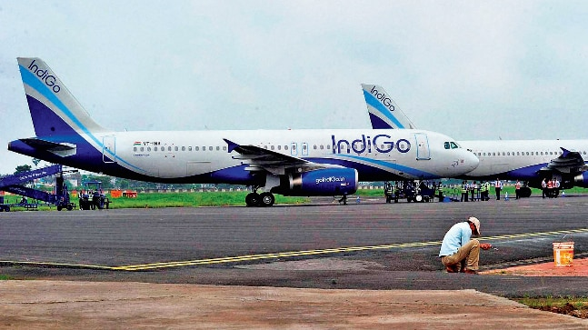 Indigo staffer arrested over bomb hoax call to IGI airport