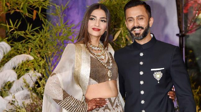 Inside Sonam Anand Wedding Reception The Mystery Behind Sonams