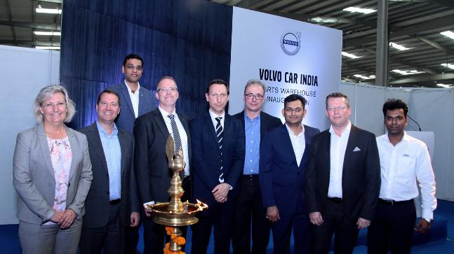 The warehouse in strategic alliance with DSV, will support growing demand for parts across dealerships in India.