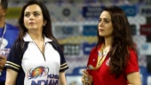 "Watch: Did Preity Zinta say ""Very happy MI didn't qualify for finals""?"