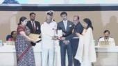 National Film Awards 2018: Akshaye receives dad Vinod Khanna's Dadasaheb Phalke Award