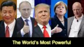 Forbes' list of world's most powerful people