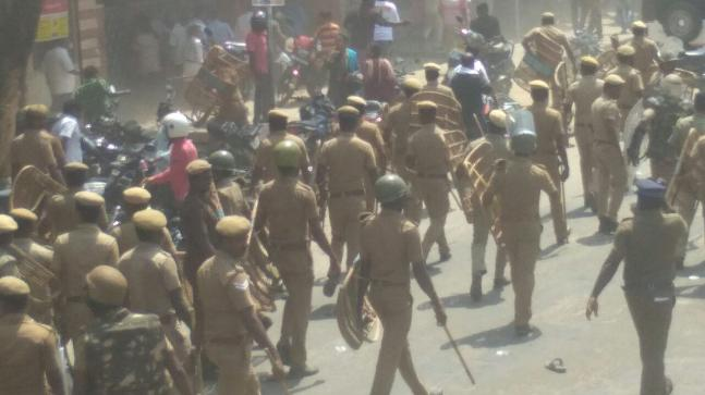 Section 144 imposed in Thoothukudi after protests against Sterlite Industries