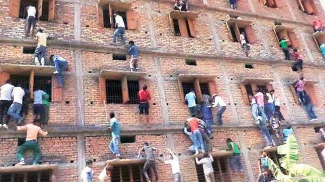 Mass cheating in Bihar