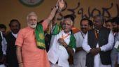 As polling begins, Yeddyurappa declares he will be taking oath as Karnataka CM on May 17