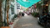 Away from city's hustle-bustle is a passageway Champa Gali, quickly becoming favourite among Delhiites