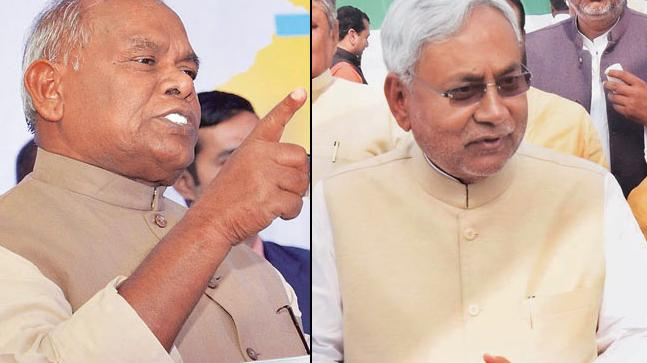 Manjhi's dig at Nitish, only Taj Mahal remains to be built by him in Bihar