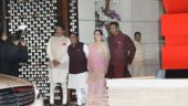 Isha Ambani and Anand Piramal get engaged in a private ceremony
